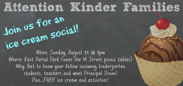 The Kinder Picnic and Ice Cream Social is coming soon! […]