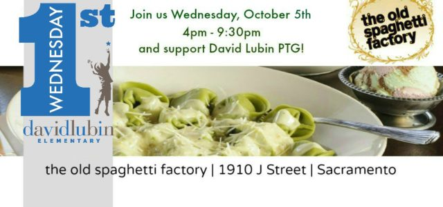 Join us on Wednesday, October 5th at Old Spaghetti Factory […]